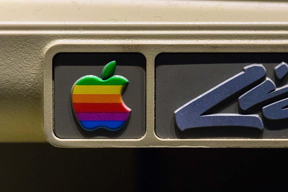 colori loghi apple