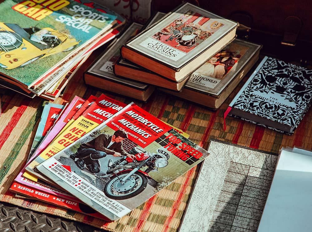 stampa vintage