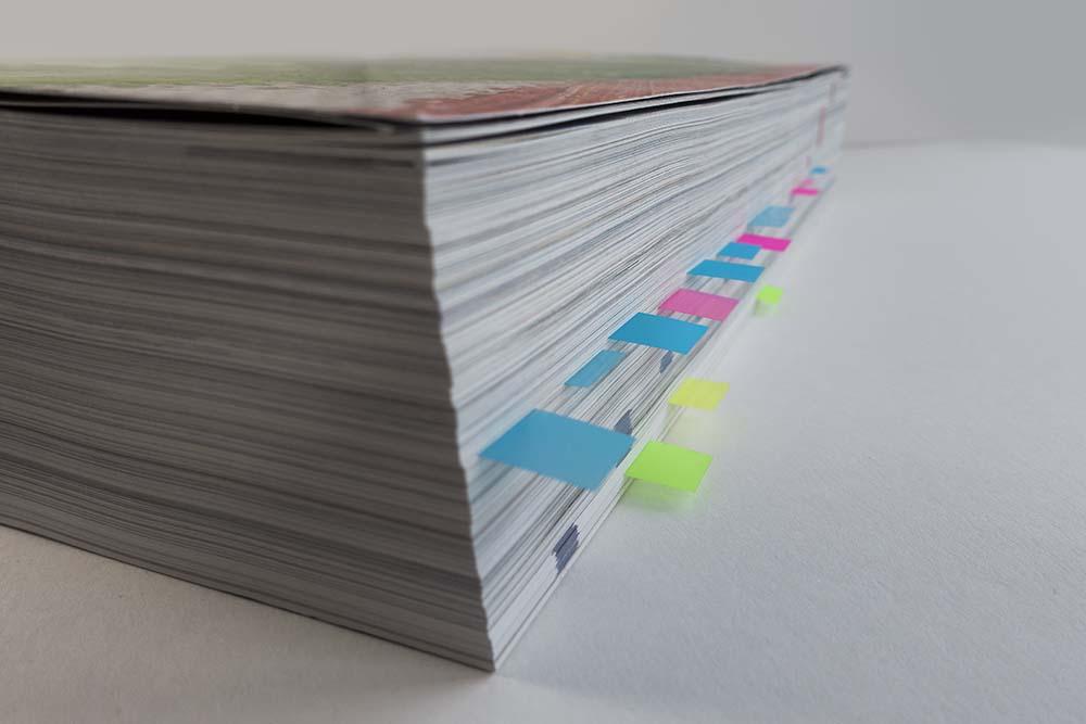 creare un catalogo stampato