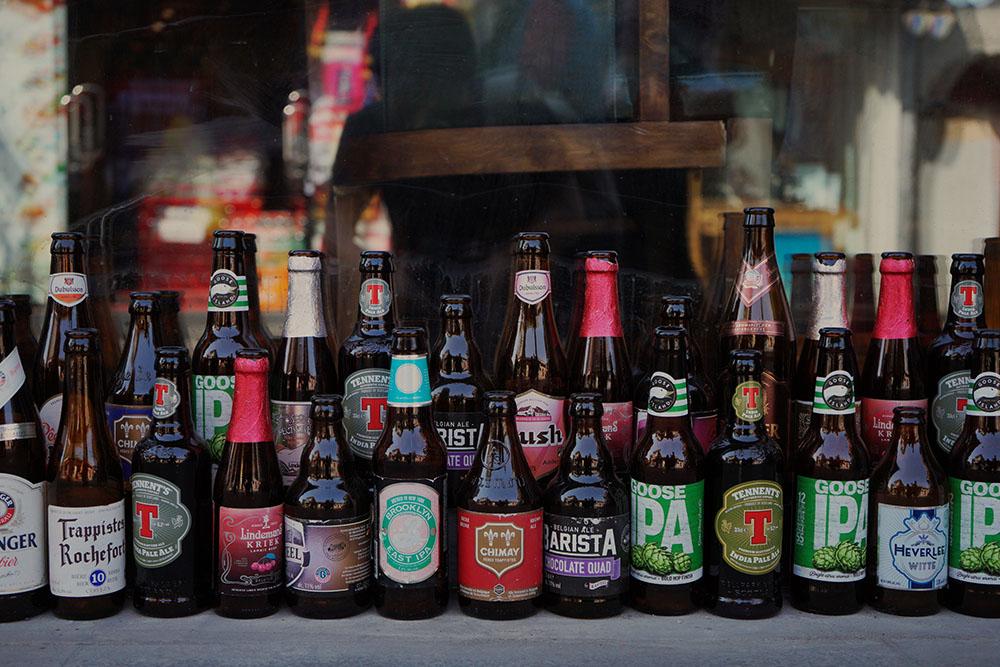 stampa etichette bottiglie