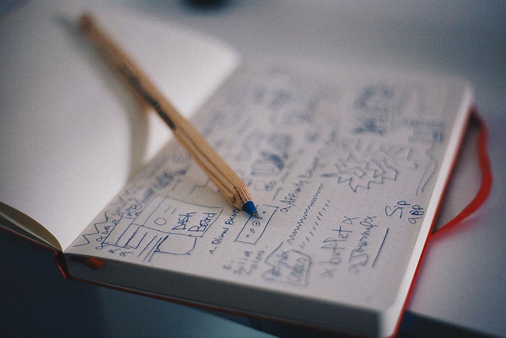 aziende lavorare con un designer